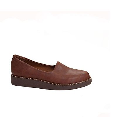 Loafers Δερμάτινα Ταμπά